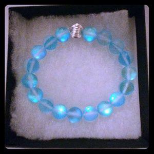 Jewelry - Aqua Blue Moonstone Bracelet